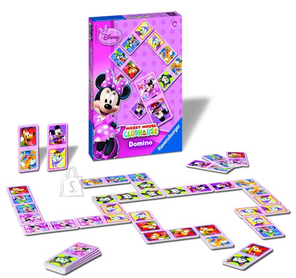 Ravensburger doomino Minnie Mouse