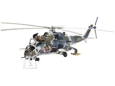 Revell mudelhelikopter Mil Mi-24V Hind E 1:72