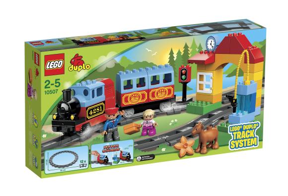 LEGO Duplo Minu esimene rongikomplekt