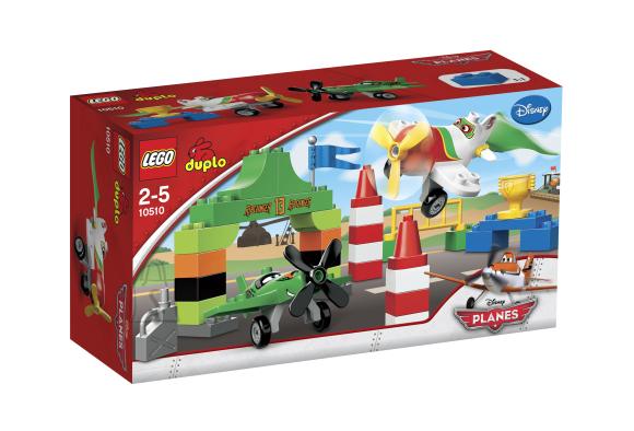 LEGO komplekt Duplo Ripslingeri võidusõit õhus