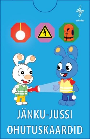 Jänku-Juss ohutuskaardid
