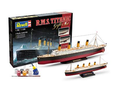 Revell kinkekomplekt R.M.S. Titanic