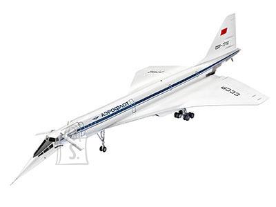 Revell mudellennuk Supersonic Passenger Aircraft Tupolev Tu-144D 1:144