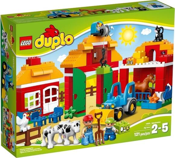 LEGO Duplo Suur talu