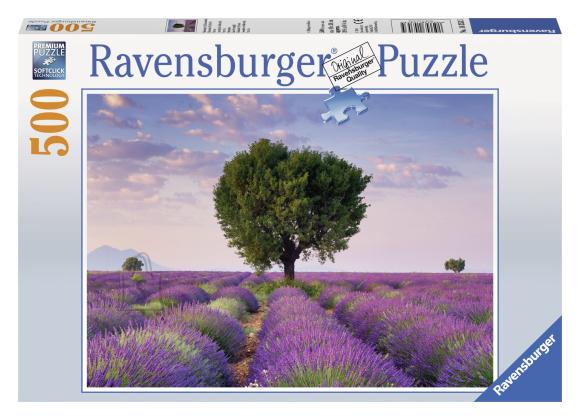 Ravensburger pusle Valensole Prantsusmaa 500 tk