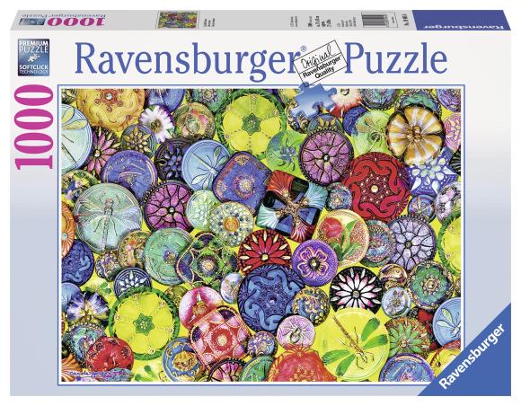 Ravensburger pusle Imeilusad märgid 1000 tk