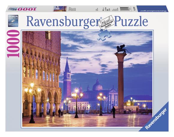 Ravensburger pusle Veneetsia õhustik 1000 tk