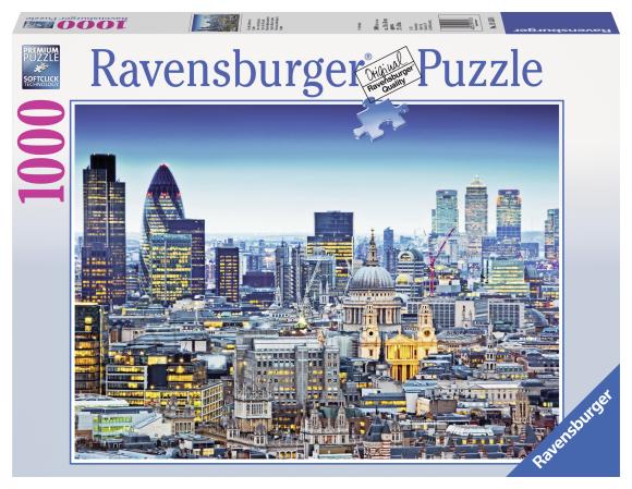 Ravensburger pusle Londoni katustel 1000 tk