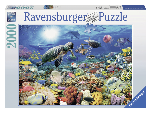 Ravensburger pusle Ookeani sees 2000 tk