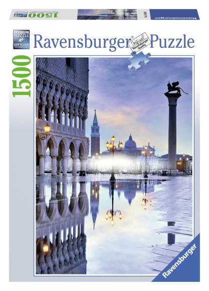 Ravensburger pusle Romantiline Veneetsia 1500 tk