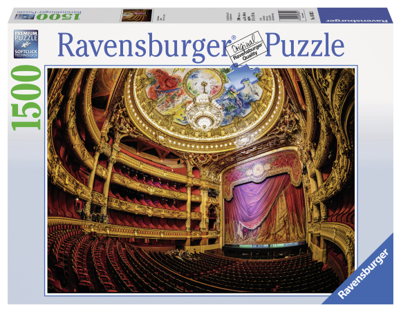 Ravensburger pusle Ooperimaja 1500 tk