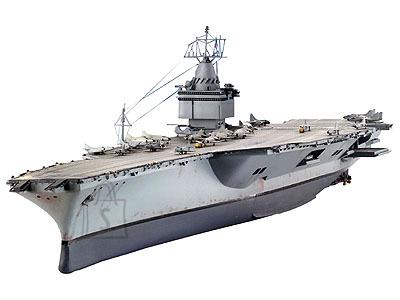 Revell mudellaev Carrier U.S.S. Enterprise 1:720