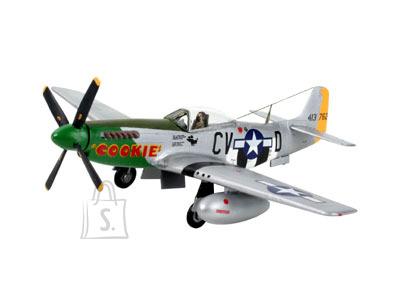 Revell mudellennuk P-51 D Mustang 1:72