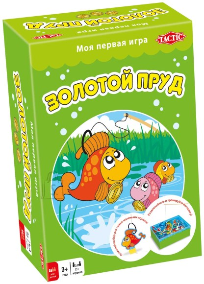 Tactic venekeelne lauamäng Kullatiik