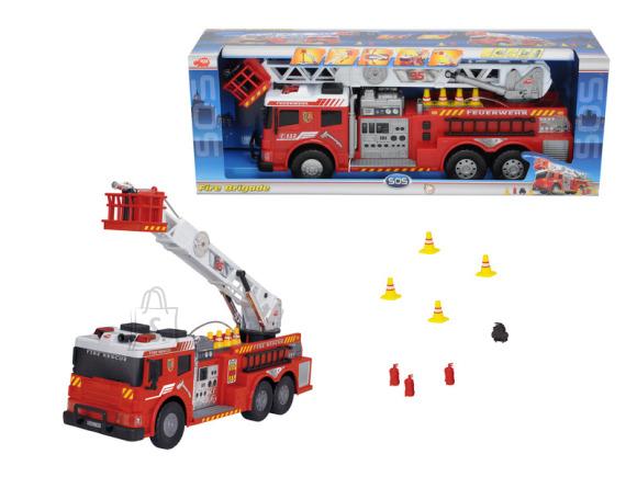 Simba mänguauto SOS tuletõrjeauto