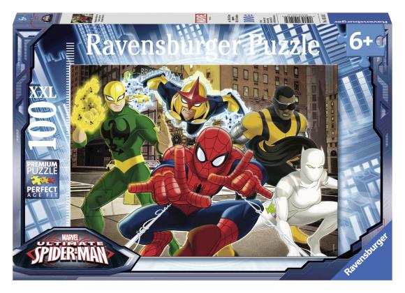 Ravensburger pusle Spiderman 100 tk
