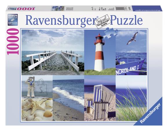 Ravensburger pusle Merevaated 1000 tk