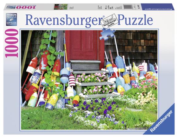 Ravensburger pusle Saluudid trepiastmel 1000 tk