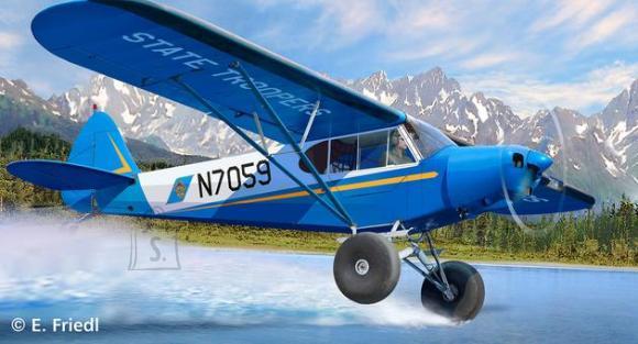 Revell mudellennuk Piper PA-18 1:32