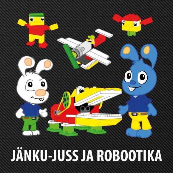 Jänku-Juss robootika töövihik