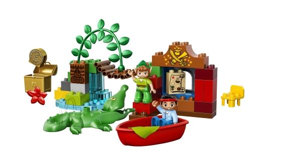 LEGO Duplo Peeter Paani külaskäik