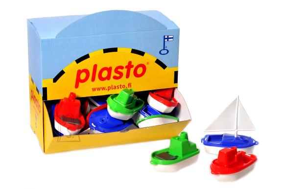 Plasto väike mängupaat