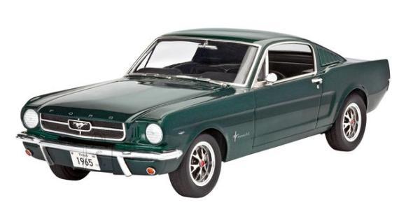 Revell mudelauto 1965 Ford Mustang 2+2 Fastback 1:24
