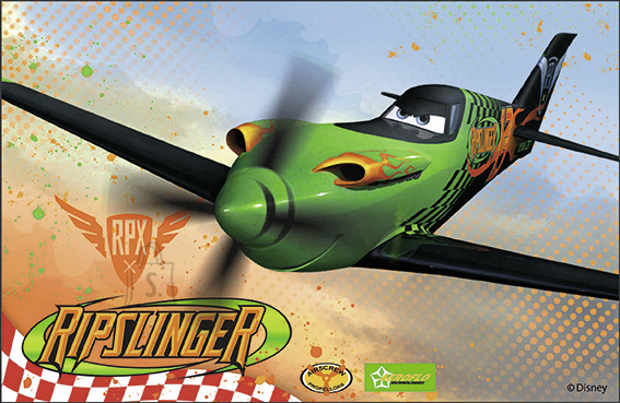 Ravensburger minipusle Disney Lennukid 54 tk
