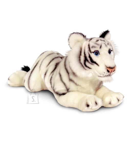 Keel Toys mänguloom valge tiiger 46 cm