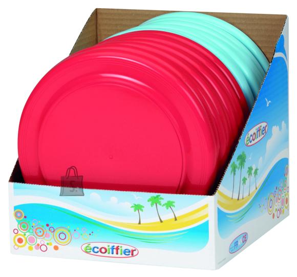 Ecoiffier lendav taldrik