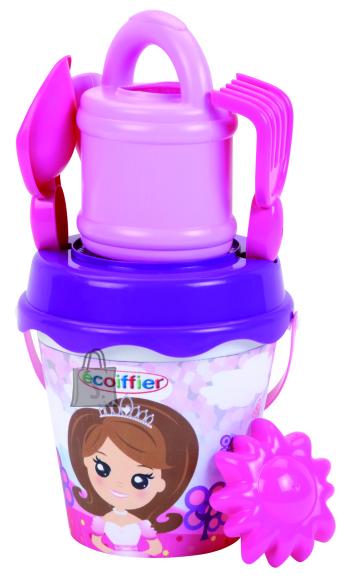 Ecoiffier ämbrikomplekt Princess