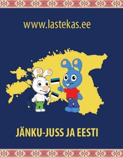Jänku-Juss töövihik Jänku-Juss ja Eesti