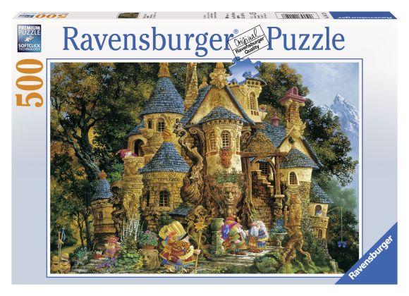Ravensburger pusle Maagiliste teadmiste kolledž 500 tk
