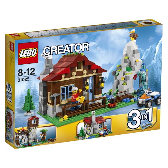 LEGO Cretaor klotsikomplekt Mägionn