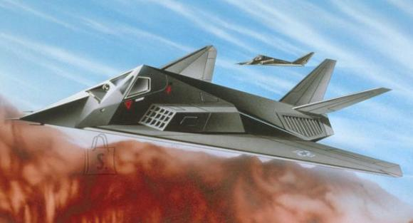 Revell mudellennuk F-117 Stealth Fighter  1:144