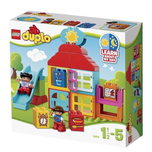 LEGO Duplo Minu esimene mängumaja