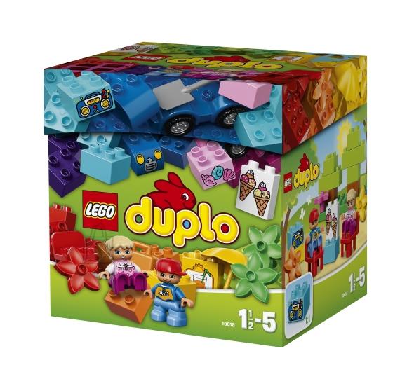LEGO Duplo Vahva ehituskast