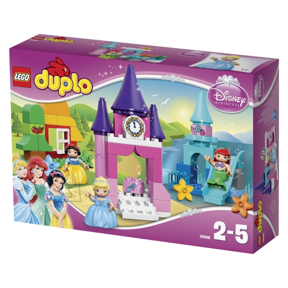 LEGO Duplo Kollektsioon Disney Princess