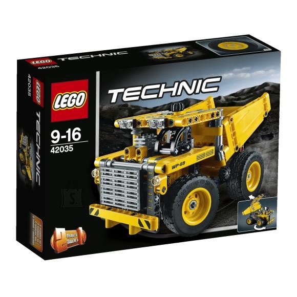 LEGO Technic Kaevandusauto