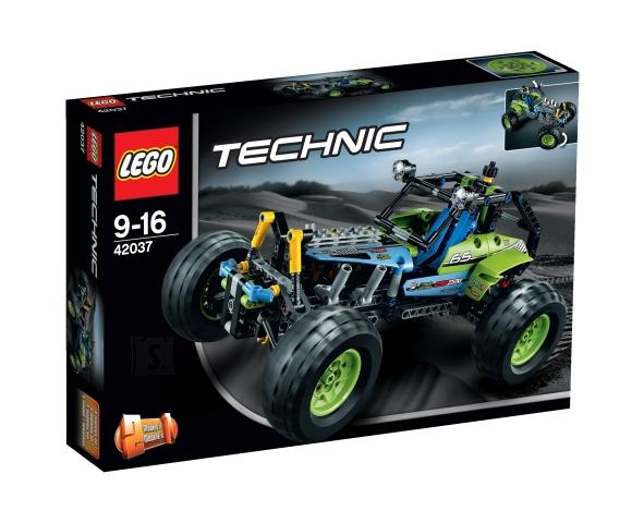 LEGO Technic Mägimaastur