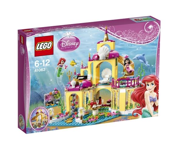 LEGO Disney Arieli veealune palee