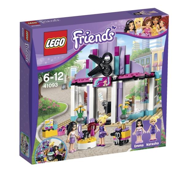 LEGO Friends Heartlake´i juuksurisalong