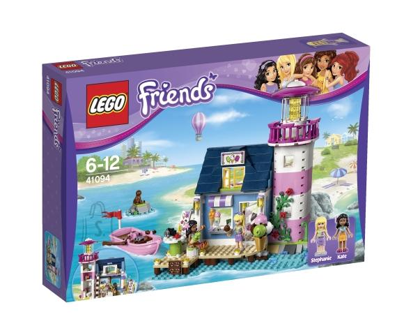 LEGO Friends Heartlake´i majakas