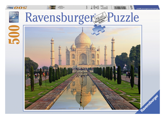 Ravensburger pusle Kaunis Taj Mahal 500 tk