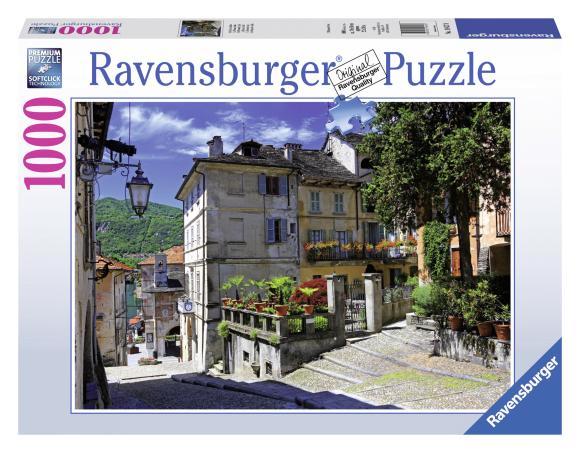 Ravensburger Ravensburger puzzle 1000 tk. Piedmont Itaalia