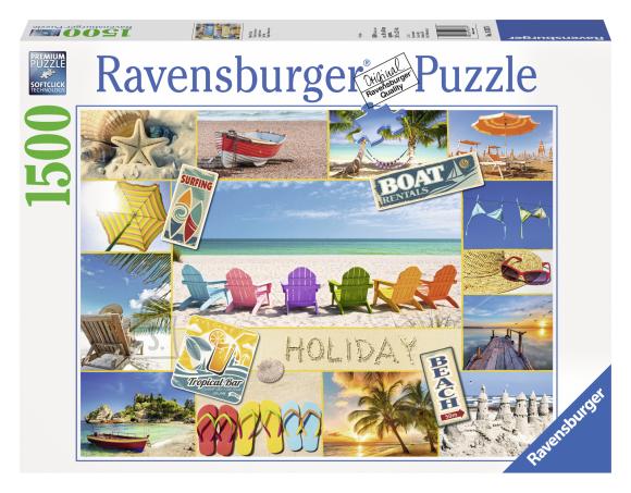 Ravensburger pusle 1500 tk