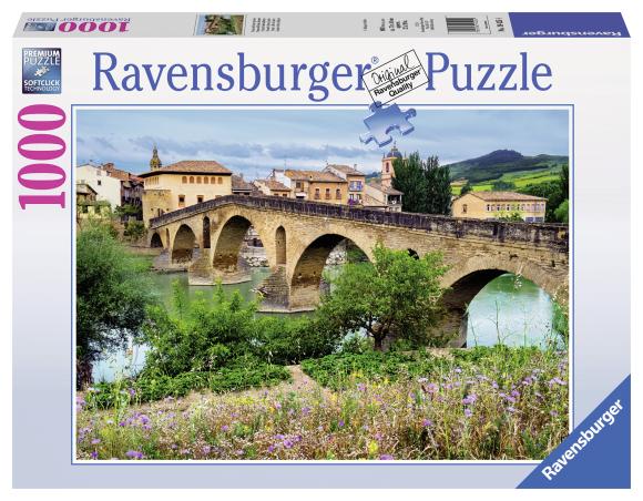 Ravensburger pusle Puente la Reina Hispaania 1000 tk