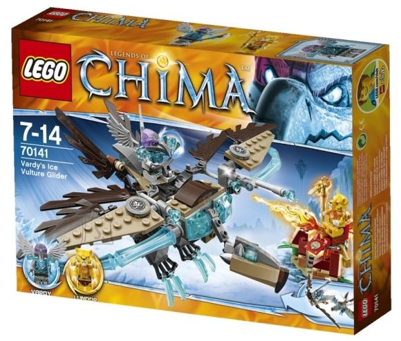 LEGO Chima Vardy jääkotkas-purilennuk
