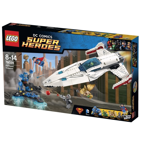LEGO Super Heroes Darkseidi sissetung