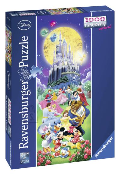Ravensburger panoraampusle Disney 1000 tk